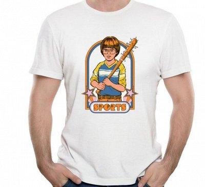 Самые крутые футболки! Новогодние, прикольные, милые! — Мужские футболки — Футболки