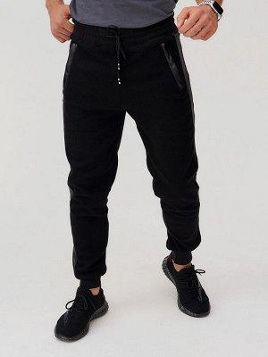 Мужские зимние спортивные черного цвета 1169-1Ch