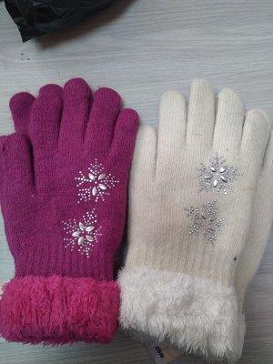 Перчатки подростково-взрослые