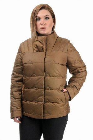 Куртка «Жанна», 50-56, арт.287 табак