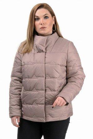 Куртка «Жанна», 50-56, арт.287 пудра
