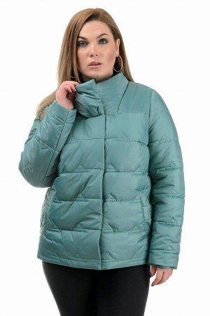 Куртка «Жанна», 50-56, арт.287 бирюза