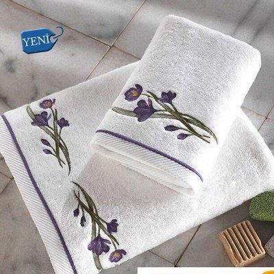 Текстиль для ванны-Огромный выбор. Полотенца. Халаты.Коврики — Полотенца для рук и лица — Полотенца