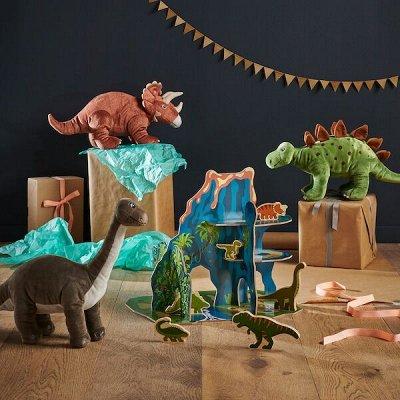 ✔IKEA 451♥ Идеи и вдохновение ♥  — Эра ДИНОЗАВРОВ в IKEA — Мягкие игрушки