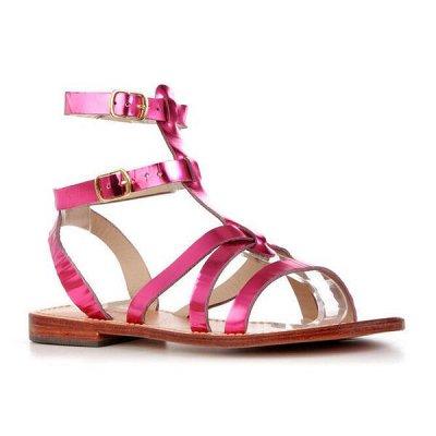 ОКЕАН ОБУВИ - распродажа и лучшие цены — женские сандалии — Без каблука
