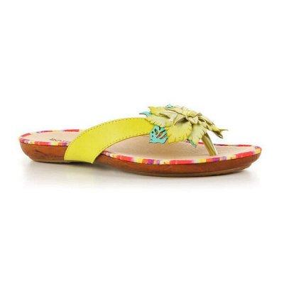 ОКЕАН ОБУВИ - распродажа и лучшие цены — РАСПРОДАЖА-женские сланцы — Без каблука