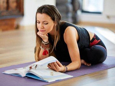 Повтор легендарной йога закупки🔥 Все для твоей практики тут! — Ценные знания до 300 рублей!  — Учебная литература