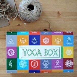 Боремся с болью в спине и включаем йогу в свою жизнь — !НОВИНКА! yoga box — Спортивный инвентарь