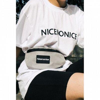 Nicenonice. Супер модная одежда для стильных подростков — Рюкзаки и поясные сумки с меняющейся Патч-Нашивкой! — Заготовки и основы