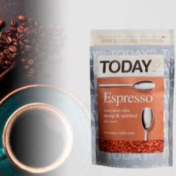 Мир КОФЕ ЧАЯ ШОКОЛАДА! Низкие Цены! Быстрая Раздача! — Кофе Растворимый TODAY — Растворимый кофе
