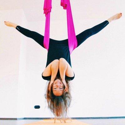 Боремся с болью в спине и включаем йогу в свою жизнь — Йога гамаки — Спортивный инвентарь