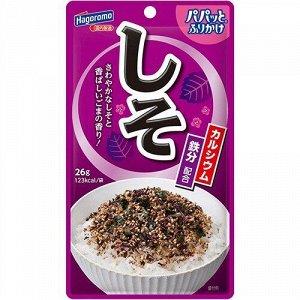HAGOROMO Приправа к рису с периллой , 26 гр