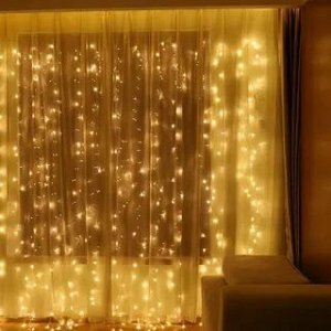 """Гирлянда """"Светлячки для крошки Эмми"""""""