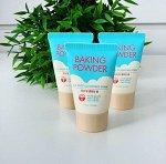 Пенка с содой для удаления ББ-крема Гель для умывания Baking powder B.B. deep cleansing foam