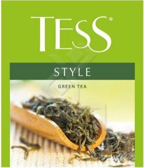 Чай Тесс Style в п/э уп. для Horeka 2г 1/100/10