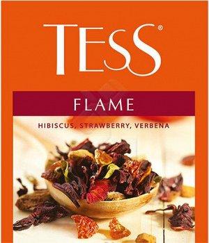 Чай Тесс Flame в п/э уп. для Horeka 2г 1/100/10