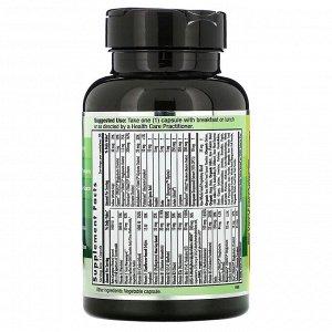 Emerald Laboratories, CoEnzymated Women&#x27 - s 1-Daily Multi, 60 Vegetable Caps