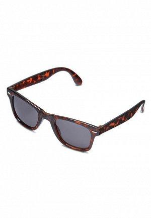 Очки солнцезащитные складные Estelle, цвет леопардовый