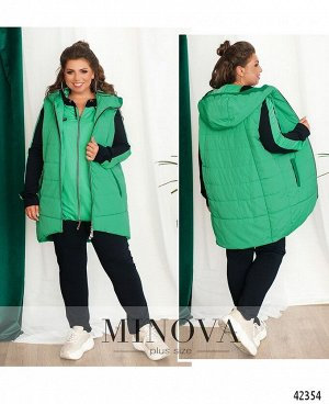 Спортивный костюм 3ка №8-227А-ментол