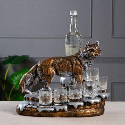Посудное Хранение. Домашняя Выпечка и Кондитерка . — Наборы для спиртных напитков — Аксессуары для кухни