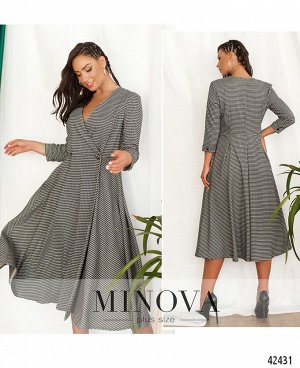 Платье №914-Черный