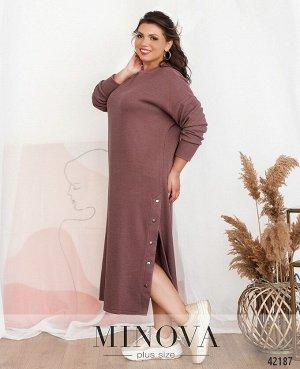 Платье №765-1-пудра