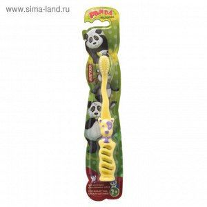 З/щетка детская Панда медвежонок /12х12/ 144 / 029