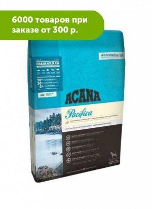 Acana Pacifica сухой беззерновой корм для собак с Рыбой 0,34кг