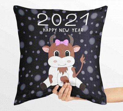 ИВАНОВО Марьяша 31 Мир принтов для взрослых и детей — Пушистые подушки для дома ИДЕЯ для подарка — Подушки и чехлы для подушек