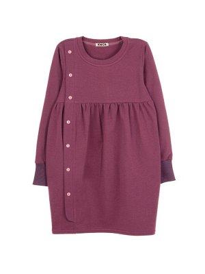 Платье 1095А виноград