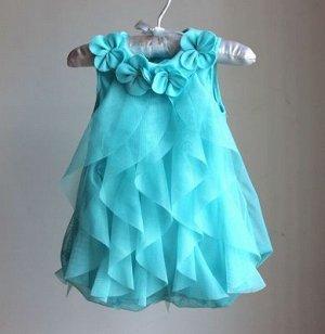 Платье-боди+украшение на голову