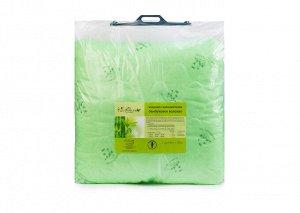 Подушка Бамбук 58*58 полиэстер, Зеленый