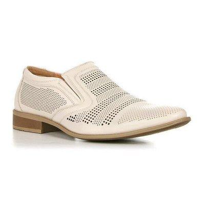 Распродажа обуви и одежды - финальный сток, скидка до 80% — мужские туфли — Без шнуровки