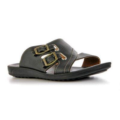 Распродажа обуви и одежды - финальный сток, скидка до 80% — мужские сланцы — Сандалии