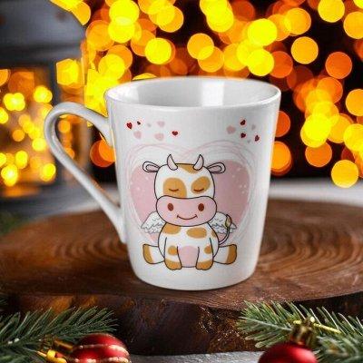 Все для Нового года! Игрушки, елки, гирлянды! Подарки к НГ — Новогодние кружки — Кружки и стаканы