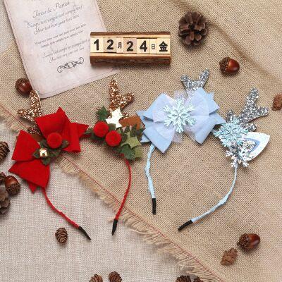 💫Новый 2021 год! Много подарков и декора!💫 — ободки, заколки — Все для Нового года