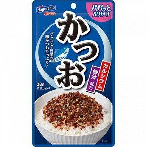 HAGOROMO Приправа к вареному рису со вкусом тунца,28 гр