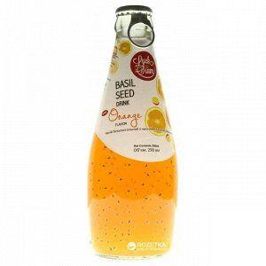 Напиток из семян базилика со вкусом Апельсина 290 мл