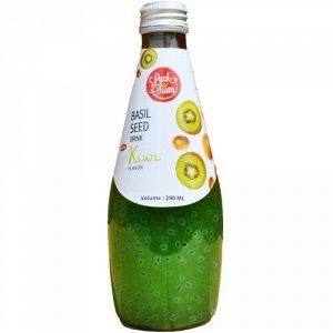 Напиток из семян базилика со вкусом Киви 290 мл