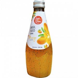Напиток из семян базилика со вкусом Манго 290 мл