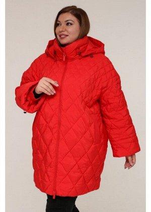 Женская зимняя куртка 20338 Красный