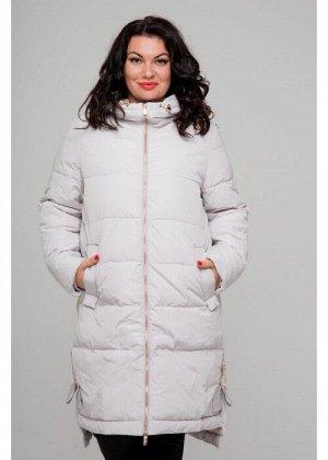 Женское зимнее пальто 18-094, Жемчуг