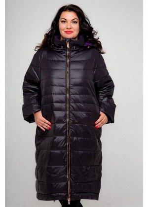 Женское зимнее пальто 19-226, Черный