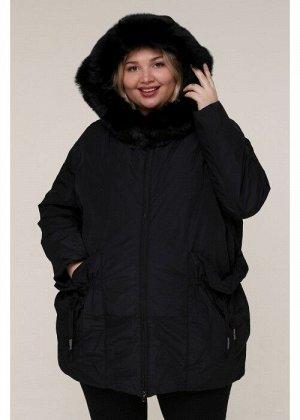 Женская зимняя куртка 19356 Черный