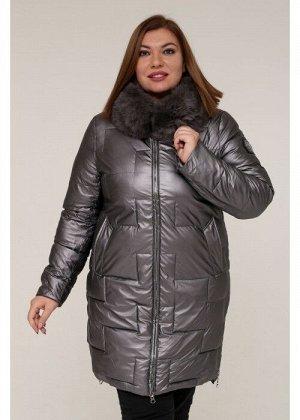 Женская зимняя куртка 20542 Капучино