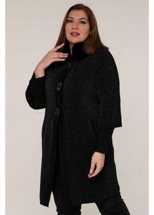Женская зимняя куртка 13627 Черный