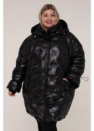 Женская зимняя куртка 20507 Черный