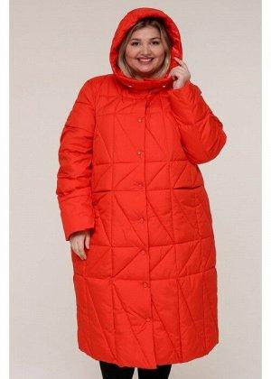 Женская зимняя куртка 20606 Красный