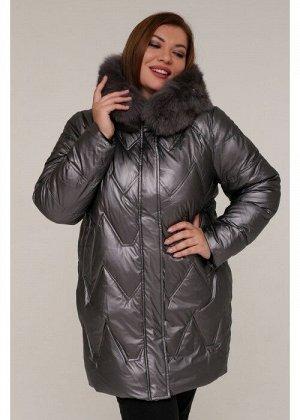 Женская зимняя куртка 20511 Капучино