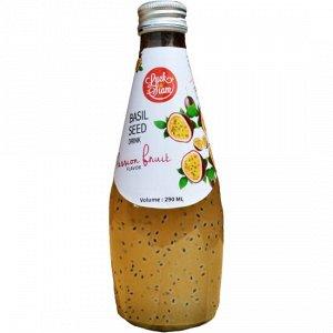 Напиток из семян базилика со вкусом Маракуйя 290 мл